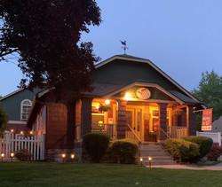 nighttime house 2
