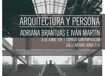 ARQUITECTURA Y PERSONA 2018