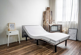 TNL折疊機能床電動床