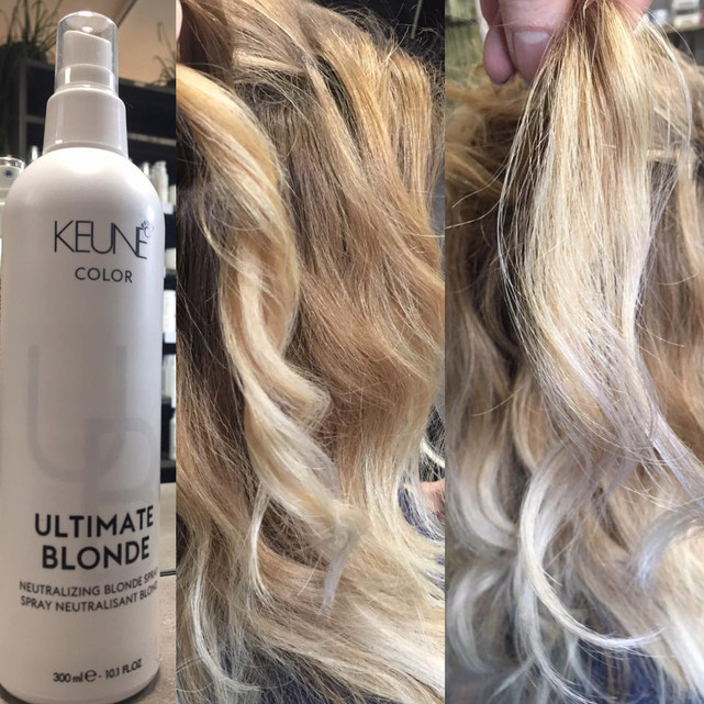 ULTIMATE BLONDE