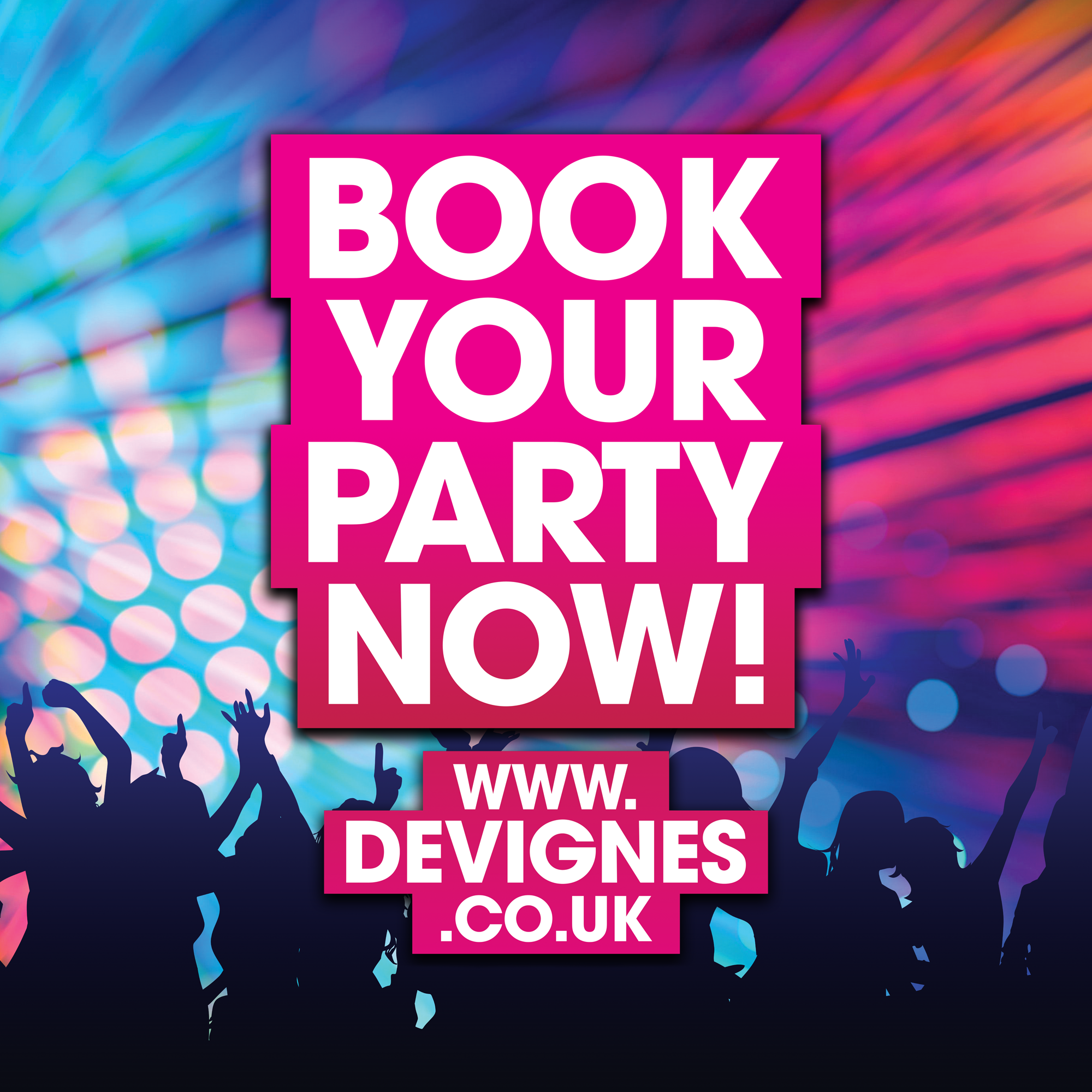 Book-Your-Party-Now