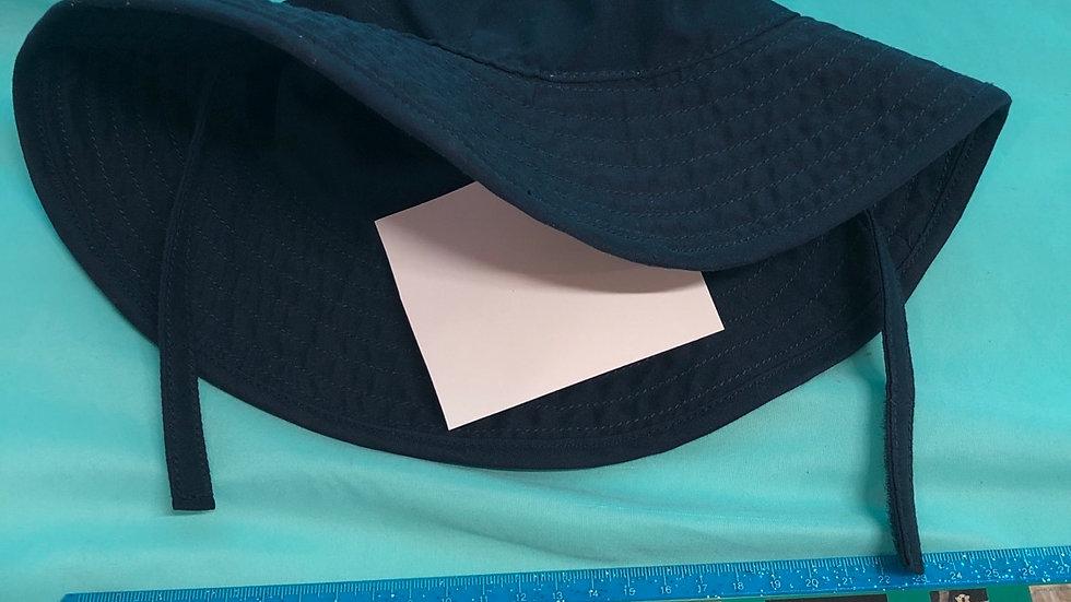 Gymboree navy blue summer hat Size 12 ,18 months