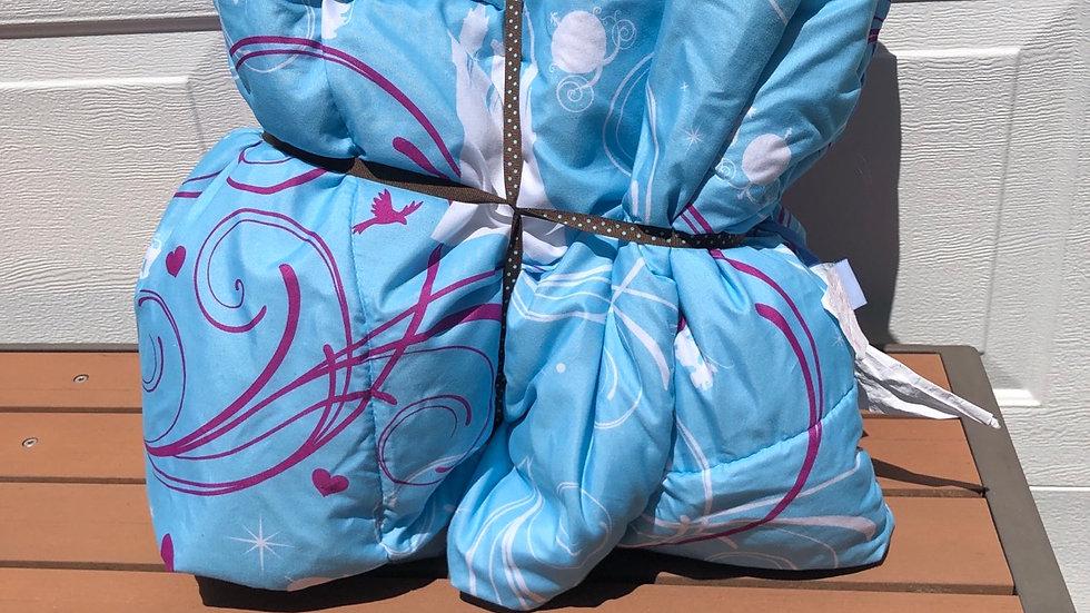 Princess twin sheets and comforter