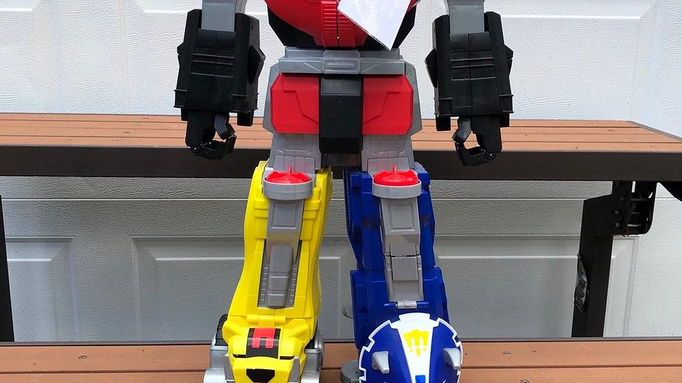 Imaginext Robot just over 2 feet tall