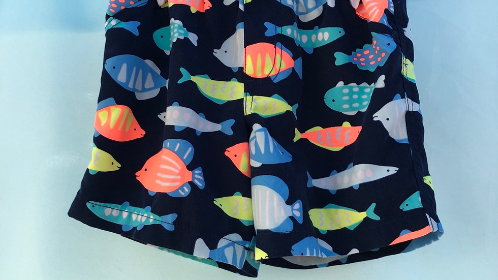 Size 18 to 24 months, Carter swim shorts