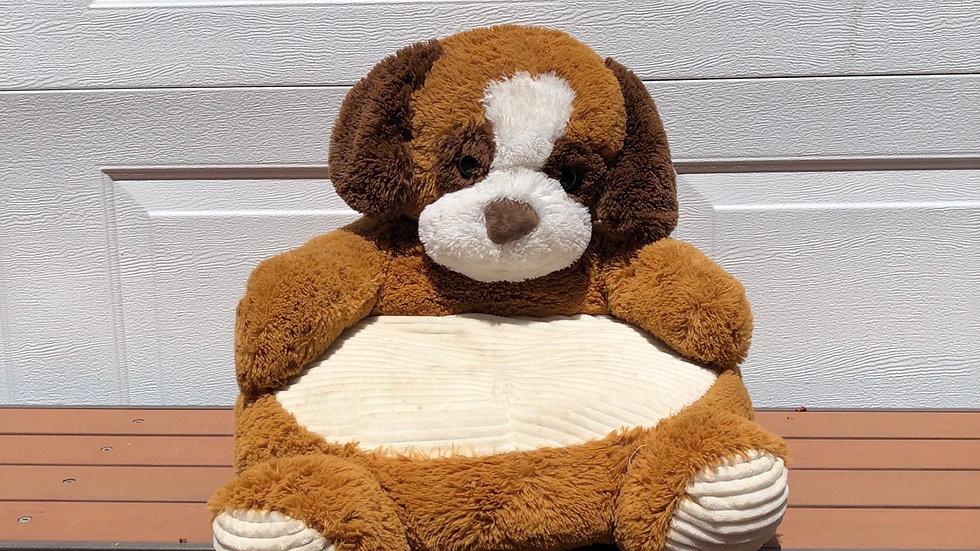 Stuffed bears chair