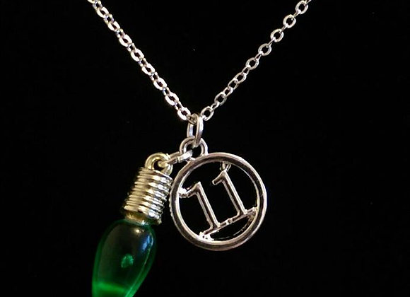 Stranger Things 'Eleven' Inspired Necklace