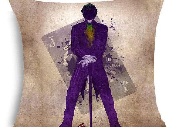 Joker Mr J Design Cushion Cover