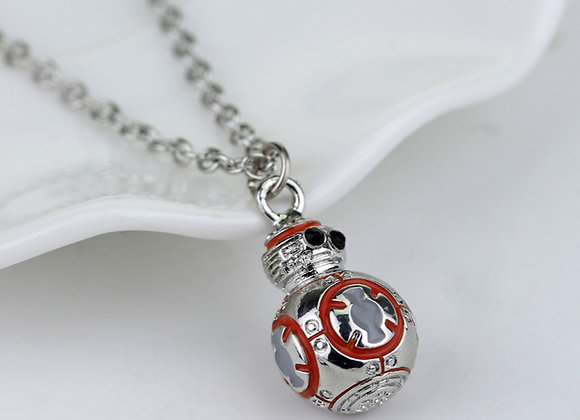 Star Wars BB8 Necklace