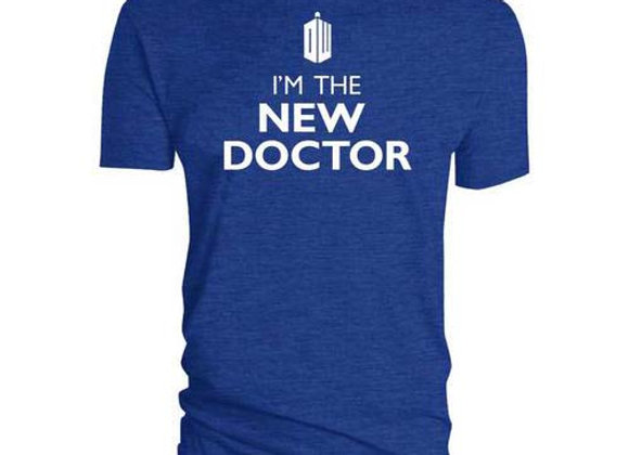 Doctor Who I'M THE NEW DOCTOR Official T-Shirt