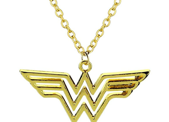 DC Wonder Woman Necklace