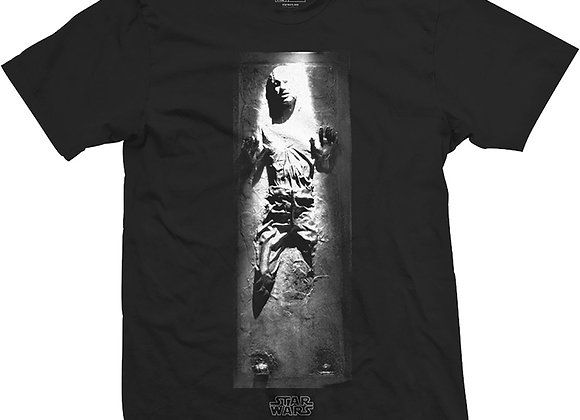 Star Wars Han Solo in Carbonite Return of the Jedi Official T-Shirt
