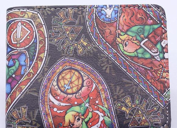 Legend of Zelda Wind Waker Wallet