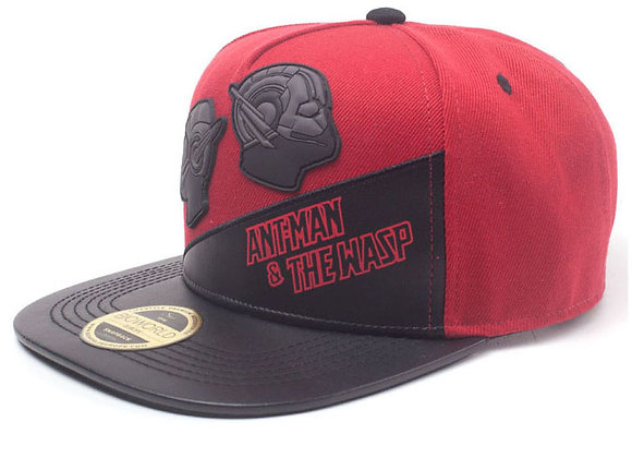 Ant-man & The Wasp Official Marvel Snapback Baseball Cap
