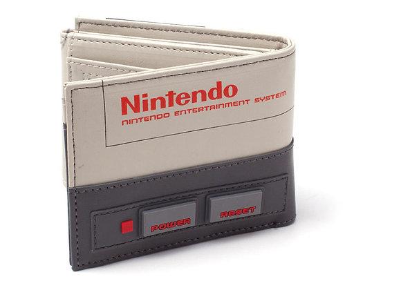 NINTENDO NES Console Bi-fold Wallet