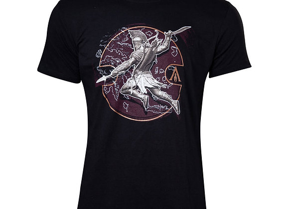 ASSASSIN'S CREED Odyssey Alexios Destiny T-Shirt
