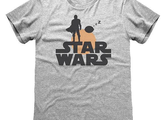 The Mandalorian Official T-Shirt
