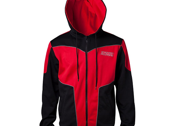 Ant-Man & The Wasp Official Full Length Zipped Marvel Hoodie