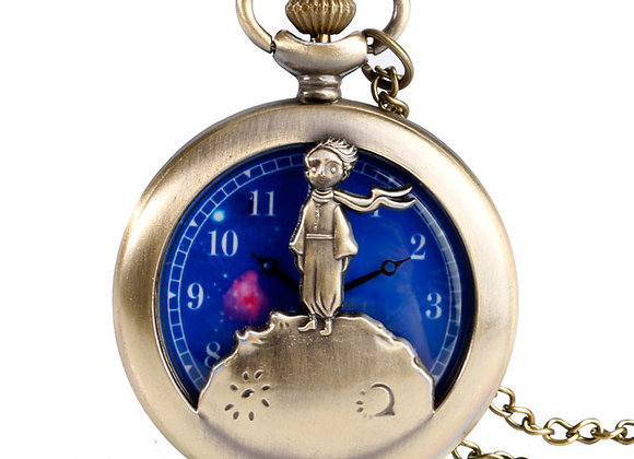 Little Prince Anime Pocket Watch