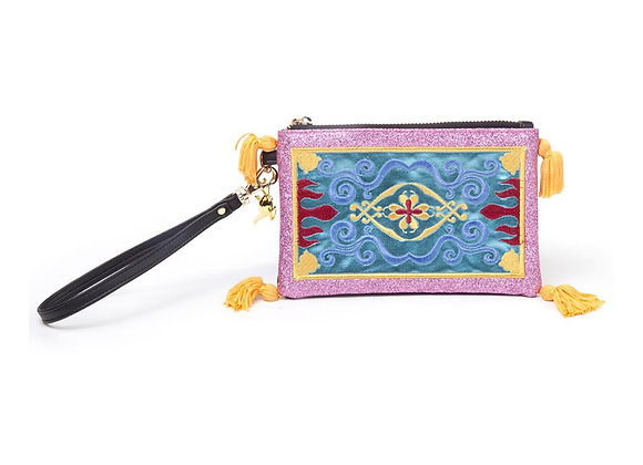 DISNEY Aladdin Magic Carpet Pouch Wallet