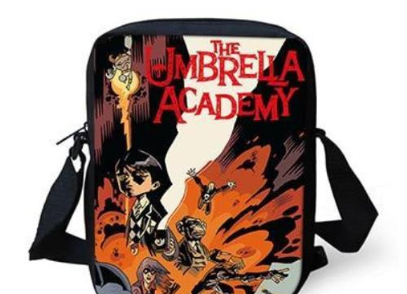 Umbrella Academy Shoulder / Cross Body  Bag
