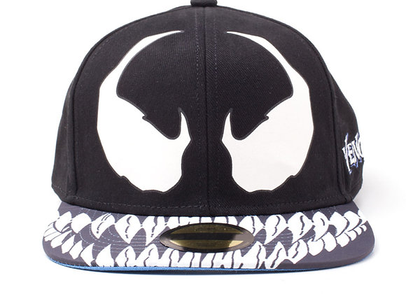 Spider-man Venom Snapback Baseball Cap Official Marvel