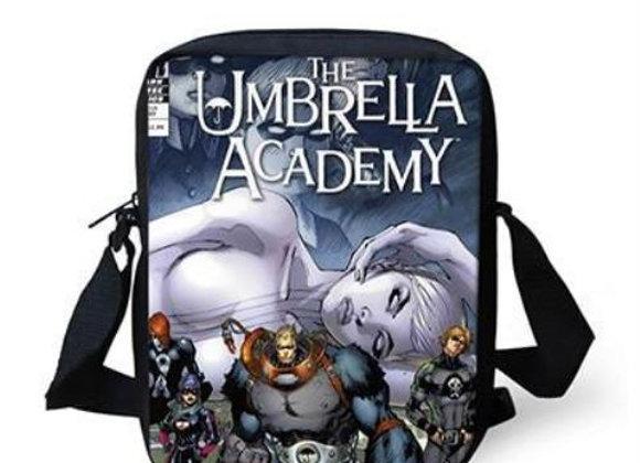 Umbrella Academy White Violin Comic Cover Shoulder Bag