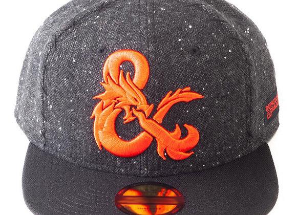 Dungeons & Dragons Logo Baseball Cap