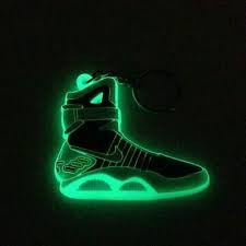 2ea9f18102e8 Back To The Future 2 Nike Air Mag Keyring