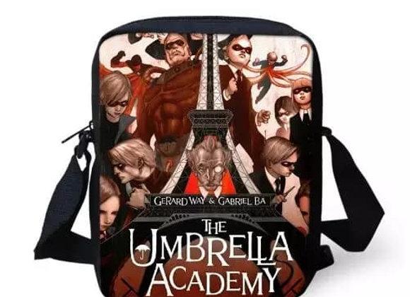 Umbrella Academy Apocalypse Comic Cover Shoulder / Cross Body Bag