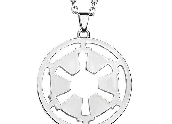 Star Wars Imperial Logo Neckace