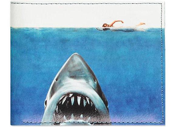 Jaws Movie Poster Bi-fold Wallet