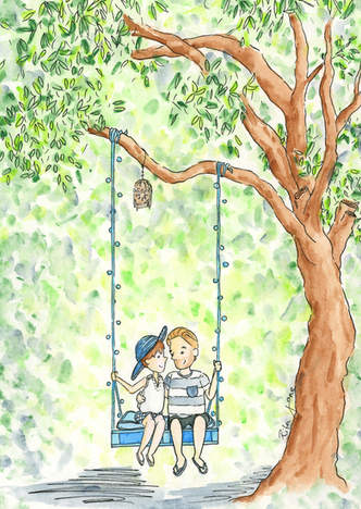 You and Me in a Tree