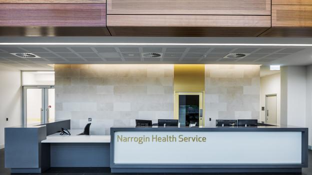NARROGIN HEALTH SERVICE