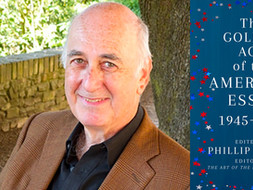 April 12 | Wash Lit and Politics & Prose Live! Phillip Lopate | The Golden Age of the American Essay