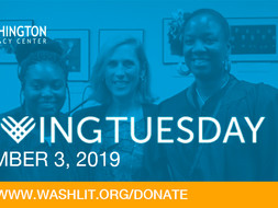 Support WLC #GIVINGTUESDAY