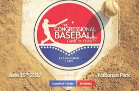 Congressional ballgame goes on despite shooting