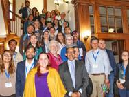 Washington Literacy Center Welcomes Fulbright Scholars