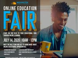WLC Online Education Fair