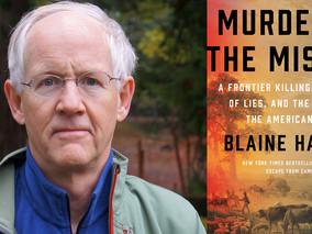 April 29   Wash Lit and Politics & Prose Live! Blaine Harden   Murder at the Mission