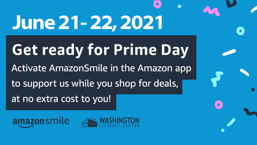 Shop Amazon on Prime Day: June 21-22; Support WLC