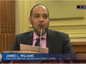 WLC Executive Director Testifies to Restore Funding and Support