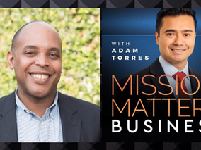 WLC President Jimmie Williams on Mission Matters Business Podcast