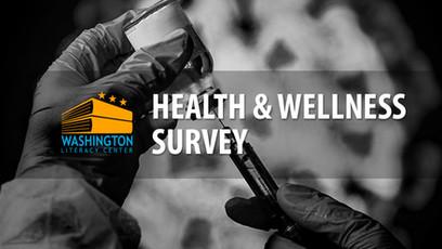 Health & Wellness Survey #2
