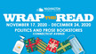 HOLIDAY WRAP THE READ: November 17th to December 24th