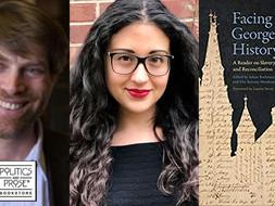 June 9 | Wash Lit and Politics & Prose Live! Adam Rothman and Elsa Barraza Mendoza