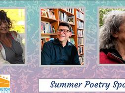 June 27 | Wash Lit and Politics & Prose Live! Kim Addonizio, David Keplinger, and J. Gary Lemons