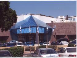 גג זכוכית - מלון חוף גיא 1.JPG