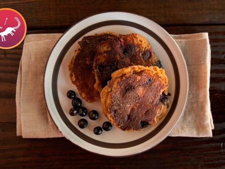 Pancakes Paleo de Desayuno