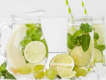 Bebida Energizante, Suero Unani o Bebida Paleo ionizada biologicamente